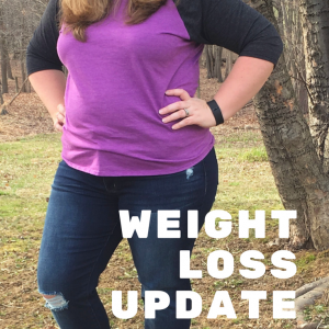 Weight Loss Update: 12 Weeks on Jenny Craig