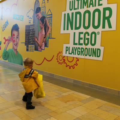 Open Now: LEGOLAND Discovery Center Philadelphia