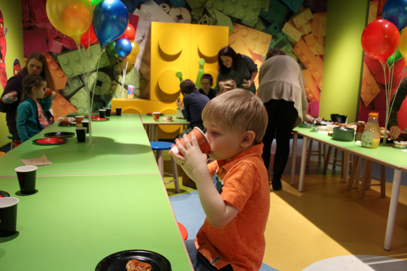 Open Now LEGOLAND Discovery Center Philadelphia The Shirley Journey