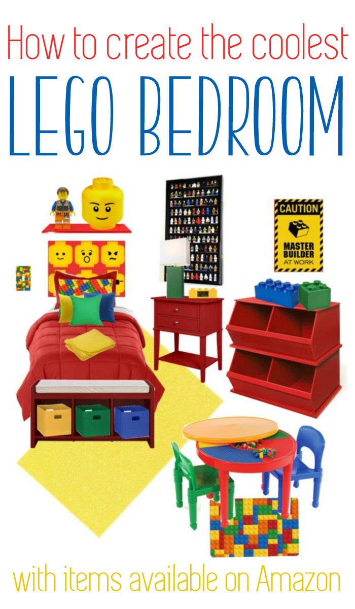 Wondrous How To Create The Coolest Lego Bedroom The Shirley Journey Download Free Architecture Designs Rallybritishbridgeorg