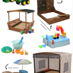 Sandbox Fun for Kids of All Ages