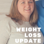 Weight Loss Update: 4 Months on Jenny Craig