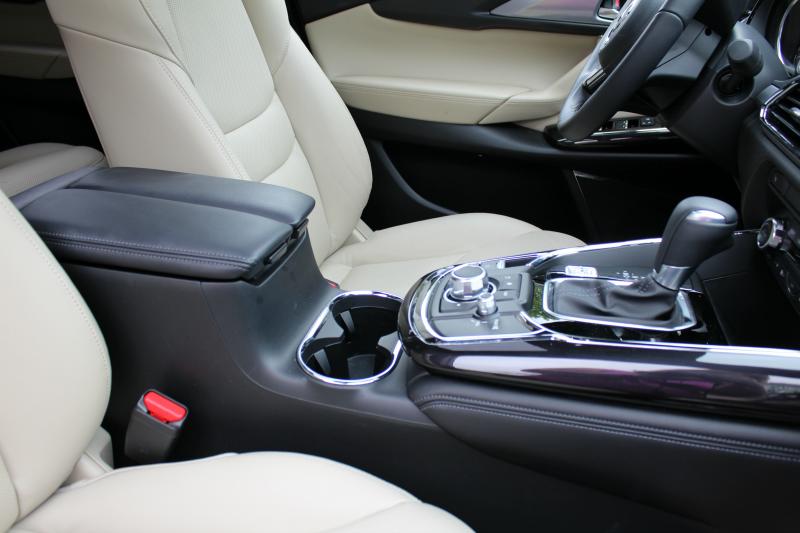 Admirable Front Seat 2017 Mazda Cx 9 The Shirley Journey Creativecarmelina Interior Chair Design Creativecarmelinacom