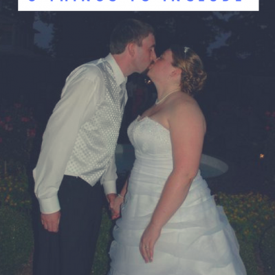 8 Things to Include on Your Wedding Website