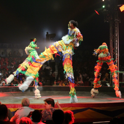 UniverSoul Circus – Interactive Fun for the Whole Family