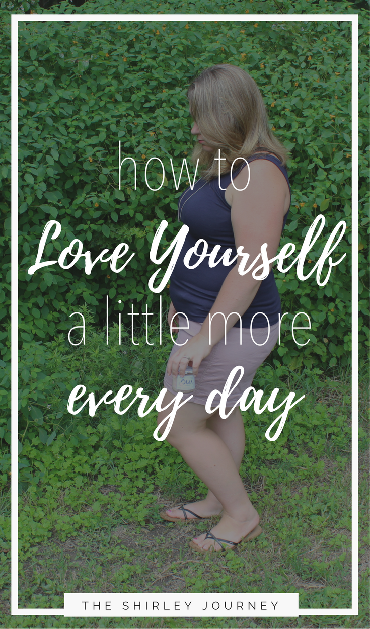 As women, especially moms, we spend very little time on ourselves. These tips will help you love yourself a little more every day.