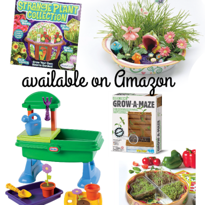 Fun Finds for Kids that Love Gardening