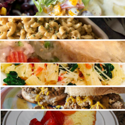 Easy Weekly Meal Plan #37