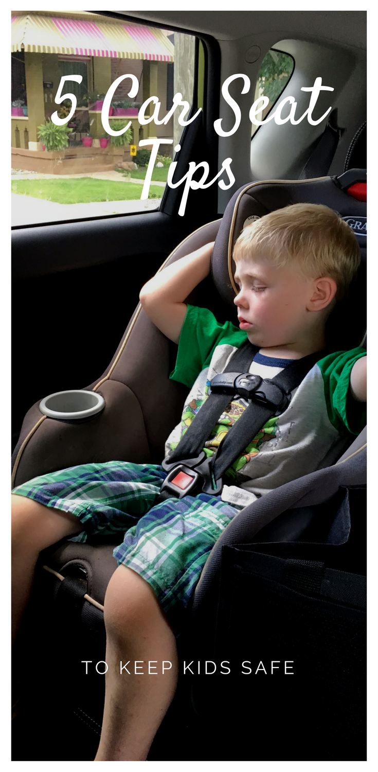 f53e89736 5 Car Seat Tips to Keep Kids Safe - The Shirley Journey