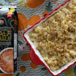 Creamy Baked Crab Mac & Cheese