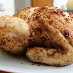 Cook a Whole Chicken in the Slow Cooker + 5 Dinners for $50