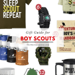 Gifts for the Boy Scout