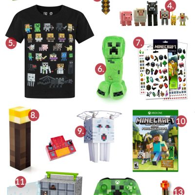Gifts for the Minecraft Fan