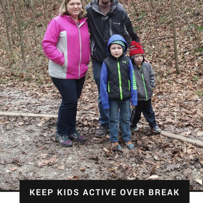 Stay Active: Winter Break Activities for Kids