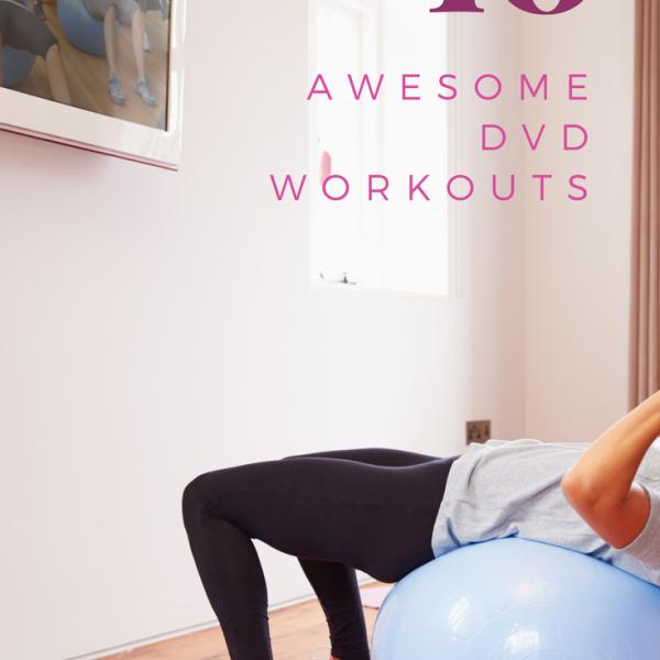 10 Awesome DVD Workout Programs