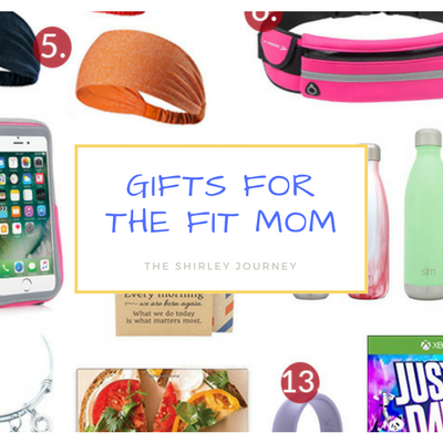 Gifts for the Fit Mom