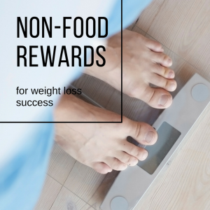 Non-Food Rewards for Weight Loss