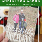 Why We Still Send Out Christmas Cards