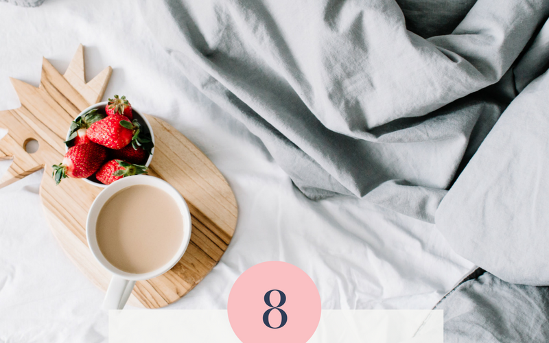 8 Ways to Jumpstart Your Morning Routine