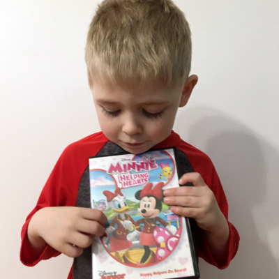 Minnie: Helping Hearts on DVD + Free Activity Pages