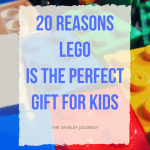 20 Reasons LEGO is the Perfect Gift for Kids