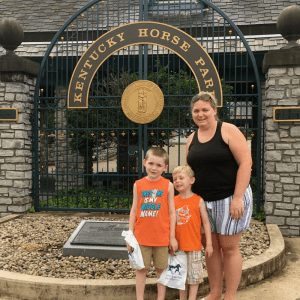 3 Days in Lexington with Little Kids