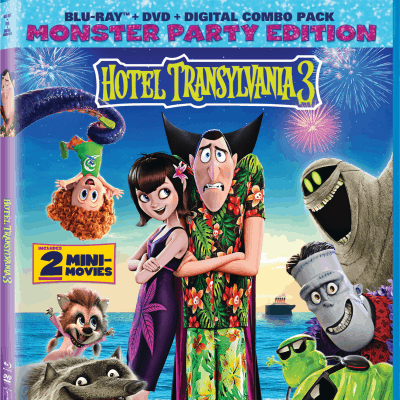 Hotel Transylvania 3 Movie Night