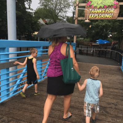 What if it Rains at Dutch Wonderland?