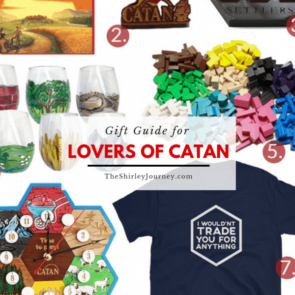The Best Gifts for Settlers of Catan Lovers