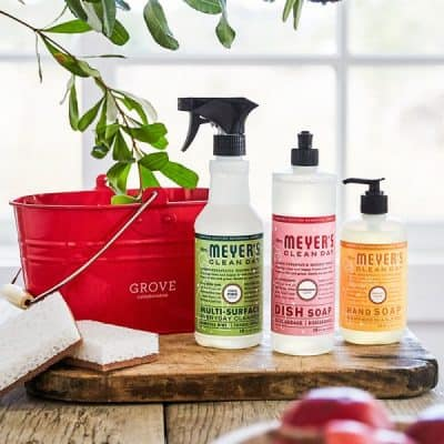 FREE Mrs. Meyer's Holiday Products from Grove Collaborative