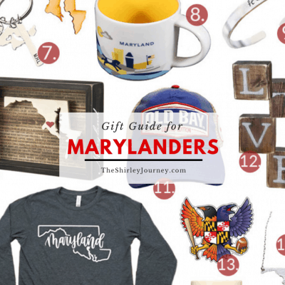 The Best Gifts for Marylanders