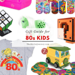 Nostalgia Gifts for 80s Kids
