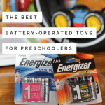 The Best Battery-Operated Toys for Preschoolers