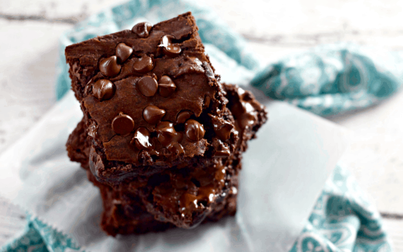 Rich & Fudgy Homemade Brownies
