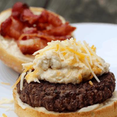 Bacon Chesapeake Burger