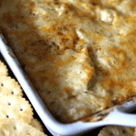 Hot Cheesy Crab Dip