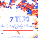 Organizing a 4th of July Party to Remember