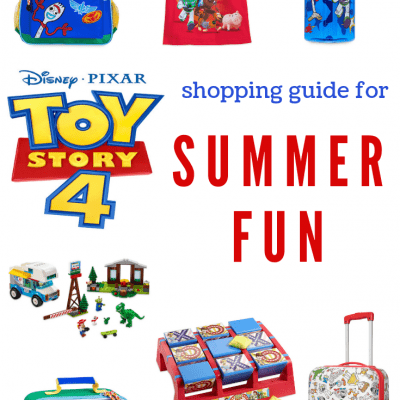 Shopping Guide for Toy Story 4 Summer Fun
