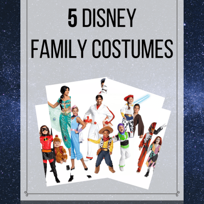 5 Awesome Disney Family Costumes