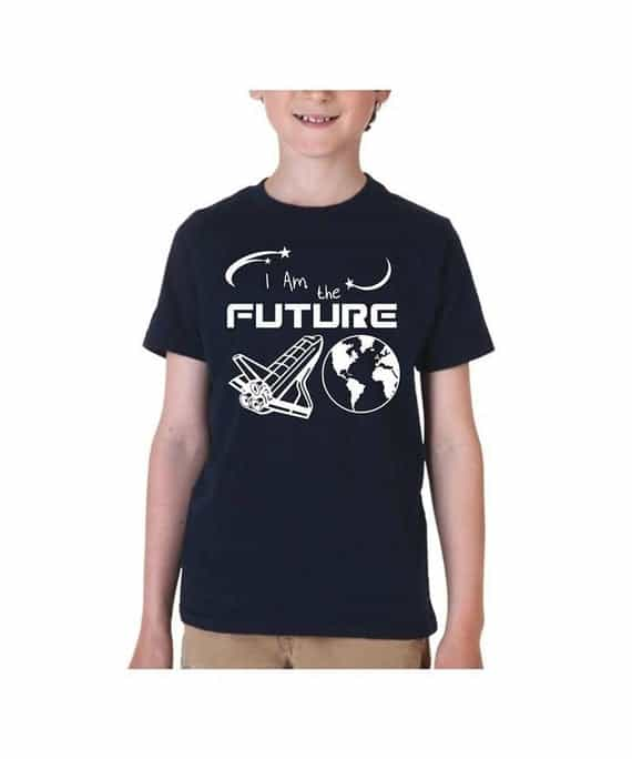 """I'm the future"" T shirt"