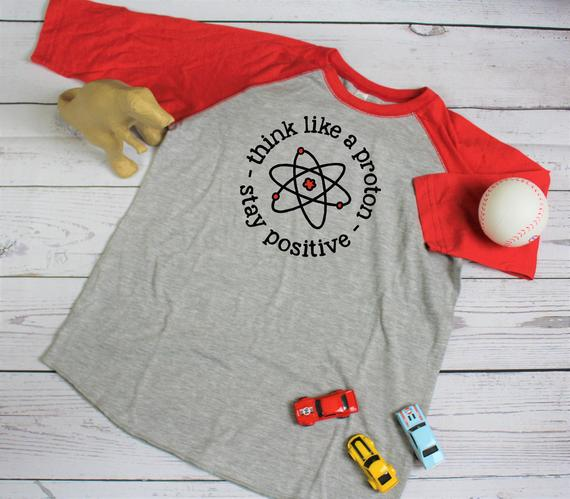 Think Like a Proton Shirt