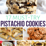 17 Must-Try Pistachio Cookies