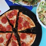 3 Easy Sides for Pizza Night