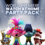 Trolls World Tour – Party with Poppy and Branch at Home