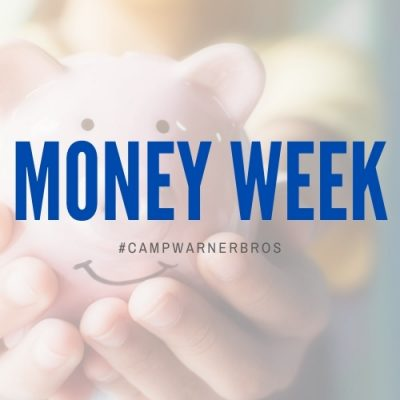 Money Week – #CampWarnerBros
