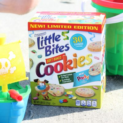 Beach Snacks + A Myrtle Beach Halloween Vacation Giveaway