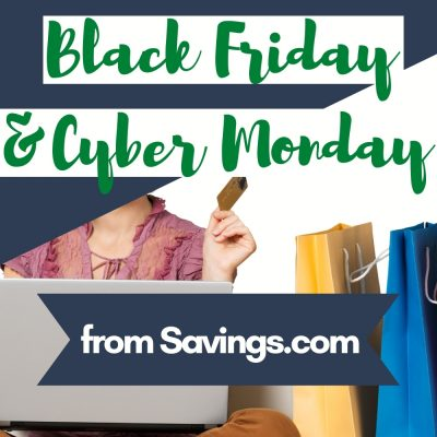 Best of Black Friday & Cyber Monday Buying Guide 2020 from Savings.com