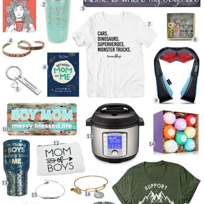 Gifts for Boy Moms